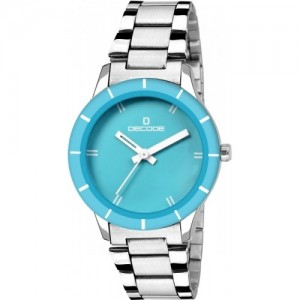 Decode LR025CH Elite Blue Dail Watch  - For Women