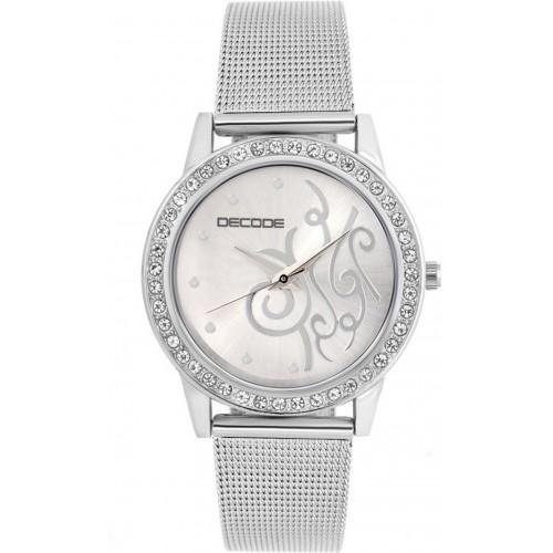 Decode LR-Jewels 501 silver Watch  - For Women