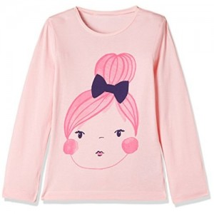 Mothercare Girls' Long Sleeve Top