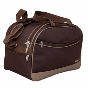 Kuber Industries™ Travel Duffle Luggage Bag, Shoulder Bag, Weekender Bag with Inner Pocket- KI19133
