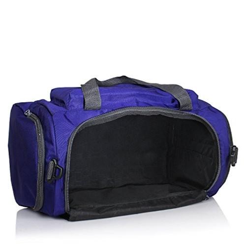 ea4751deef73 ... Suntop Alive Nylon Polyester 40 Litres 20 Inch Gym   Travel Duffel Bag  ...