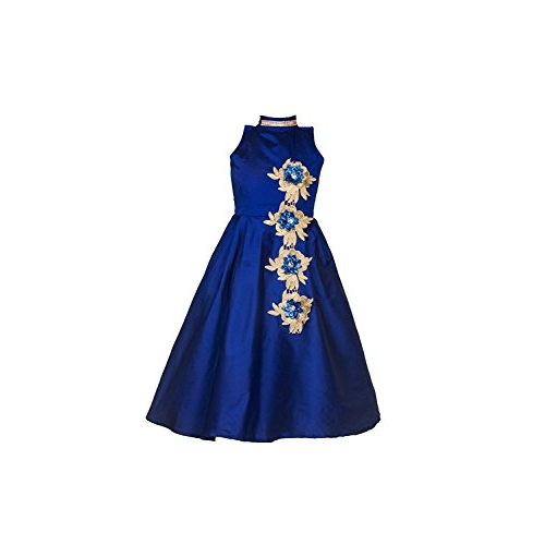 Fashion Dream Baby Girls Birthday Long Frock Dress