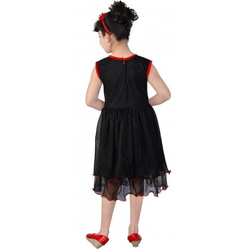 FTC Bazar Girls Midi/Knee Length Party Dress