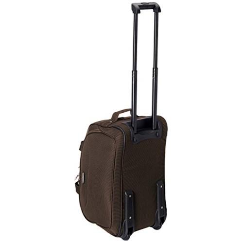 4b259252bdf1 ... Princeware Russel Polyester 51 cms Brown Travel Duffle (6960) ...