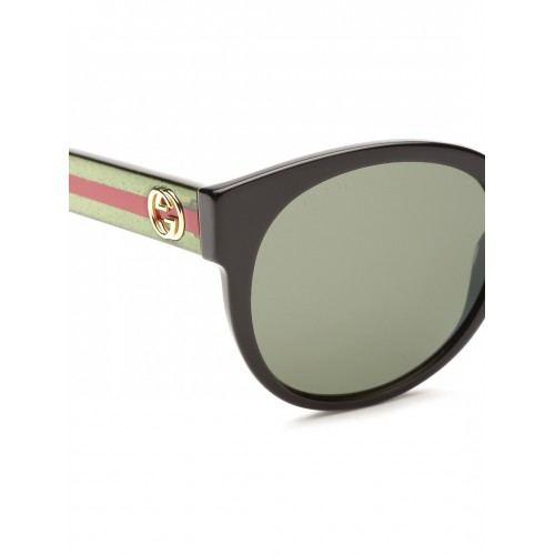59701b3a853 Buy Gucci Women Oval Sunglasses 0035 S 002 online