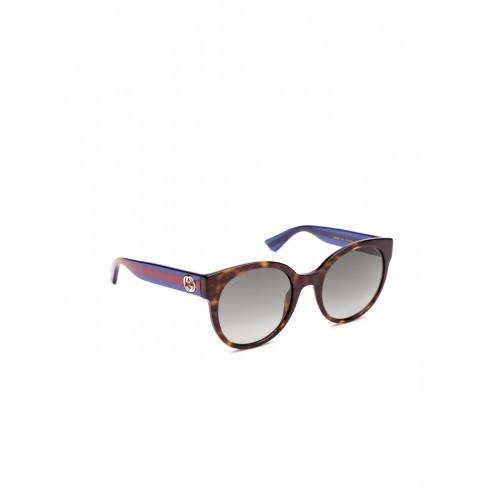 63ec68aad7 Buy Gucci Women Oval Sunglasses GG 0035 S 004 online