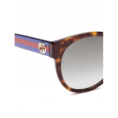 071ca0361b9 Buy Gucci Women Oval Sunglasses GG 0035 S 004 online