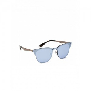Ray-Ban Unisex Square Mirrored Sunglasses 0RB3576N90391U41
