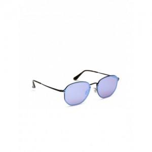 69fb5b26785 Ray-Ban Unisex Square Mirrored Sunglasses 0RB3579N153 7V58