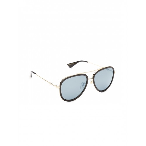 3647928afe0 Buy Gucci Unisex Aviator Sunglasses GG 0062 S 001 online ...