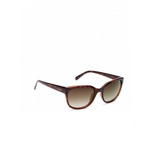 23d6dfeb9a5 Buy Polaroid Women Rectangle Sunglasses 4030 S online