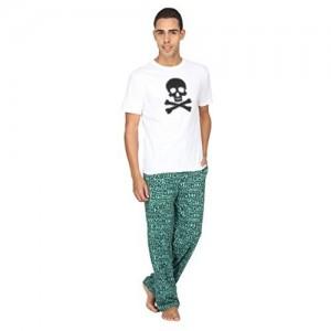 Nuteez Pyjama Set for Men