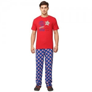 Nuteez Pyjama Set for Men