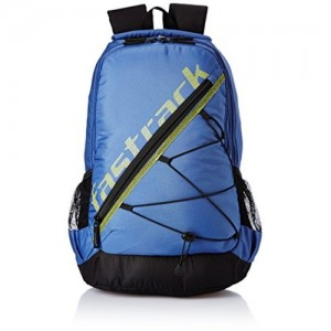 Fastrack 27.24 Ltrs Blue Casual Backpack (A0645NBL01)