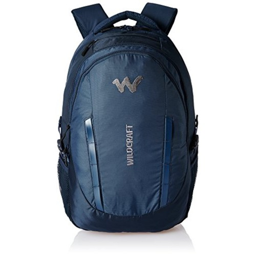 Wildcraft 52 Ltrs Blue Laptop Bag 8903338046257