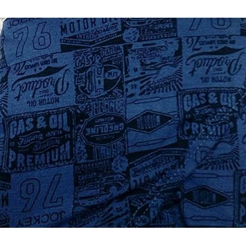 Jockey USA Originals Prints Briefs - Assorted Pack of 3 (80-85 CM (Medium))