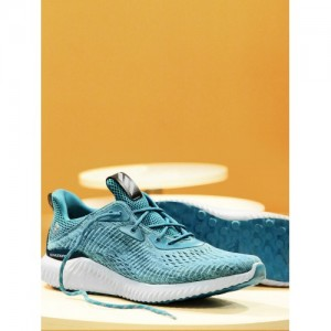 Adidas Blue Alphabounce EM Running Shoes