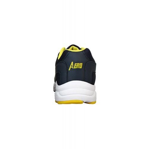 Aero navy Mesh sport shoe