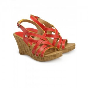 Nell NELL LADIES Red FOOTWEAR