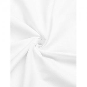 Reddington Premium Linen Shirt Fabric (Pure White)