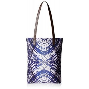 Kanvas Katha Women's Blue Tote Bag