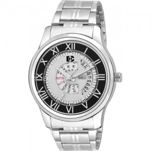 Dinor DC5617 Multi-function Day and Date display Watch  - For Men
