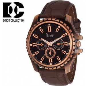 Dinor DC-4041 Watch  - For Men
