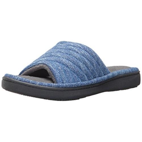 5e9c8a10912eb6 Buy Isotoner Women s Space Knit Andrea Slide Slipper online ...