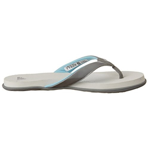 7a90a37b4a Buy Adidas Women s Cloudfoam One Y W Flip-Flops and House Slippers ...