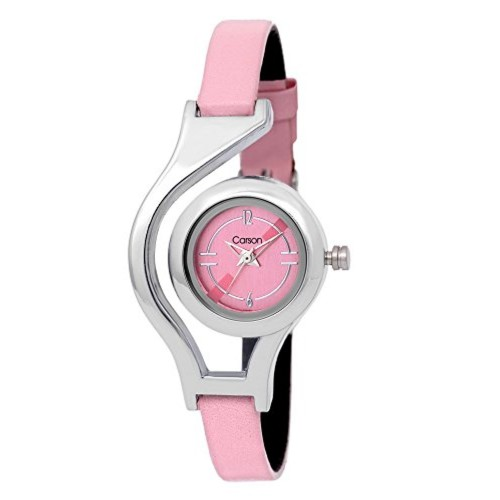 4786e2c8a75 Buy Carson Analogue Pink Dial Girls Watch-Cr6010 online
