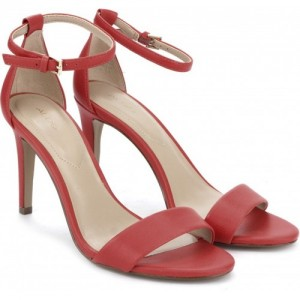 ALDO Buckle  Red  Heels