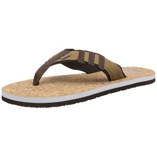 ... adidas Men s Beach Cork Thong Ms Crakha f17bb279f