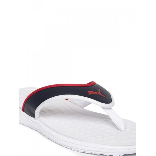 Puma Unisex Lycus DP Rubber Hawaii Thong Sandals