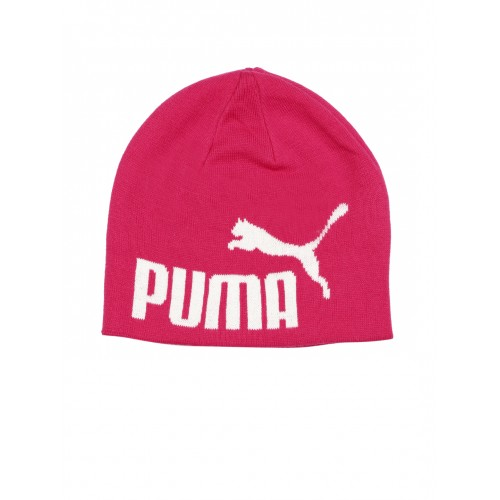 4da8fbf69aa Buy Puma Unisex Pink ESS Big Cat Beanie online