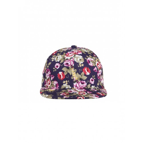 d89745b9dbf38d Buy Ayesha Women Multicoloured Floral Print Cap online | Looksgud.in