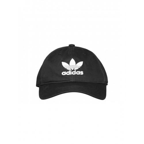 b9cdff7e Buy Adidas Originals Unisex Black TREFOIL Cap online | Looksgud.in
