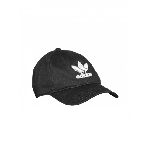 Buy Adidas Originals Unisex Black TREFOIL Cap online  256bb113173e