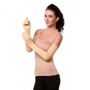 Oshop Trades Beige Gloves