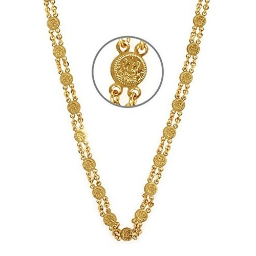 Gold Plated Ginni Chain for Women