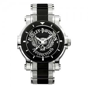 Harley-Davidson Men's Bulova Watch 78A109