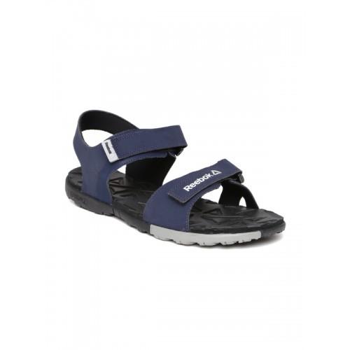 5b35de15d2813f Buy Reebok Men Navy Ace Striker Sports Sandals online
