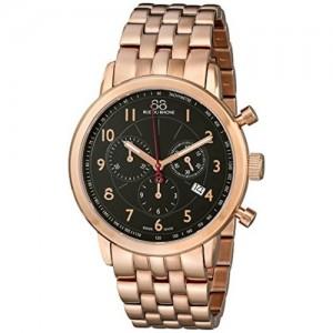 88 Rue du Rhone Men's 87WA120049 Swiss Quartz Rose Gold Watch