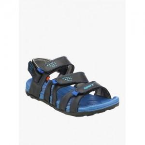 02ad17532e40d Buy Sparx Men Black SM-468 Sandals online