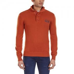 Pepe Jeans Men's Round Neck Cotton Sweater