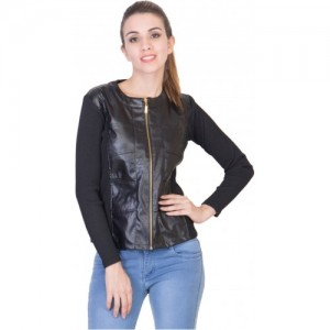 Raabta Fashion Full Sleeve Solid Women's Jacket