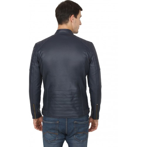Fashion Mantra Full Sleeve Solid Men Jacket