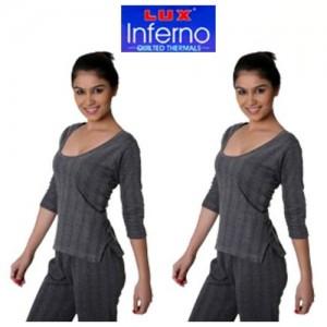 5f5c53978 Lux Inferno Women s 3 Sleeves - Quarter Inner Thermal - Upper - Set ...