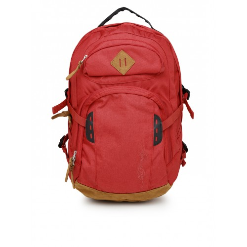 87f9bcbaef Buy Ed Hardy Unisex Red Waterproof Backpack online