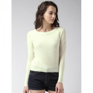 Mast & Harbour Off-White Sweater