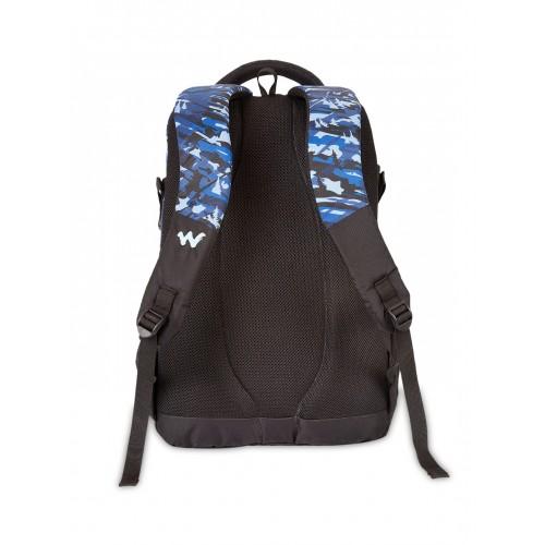 Buy Wildcraft Unisex Black Printed Camo 5 Backpack online  1e273d7df75e4